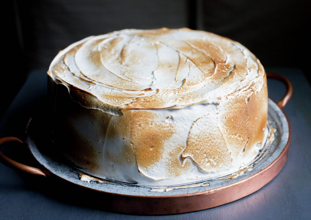 Torta Tres Leches, receta chilena