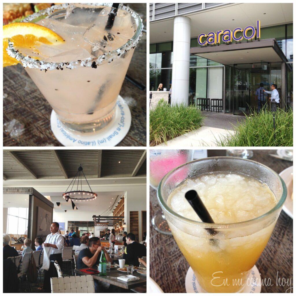 Caracol restaurant Houston